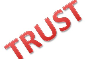 No Trust, Minimal Business Activity . . .