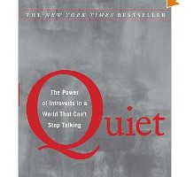 Book Review: Quiet by Susan Cain