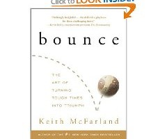 Book Review: Bounce by Keith McFarland