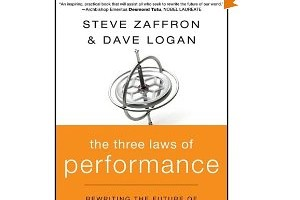 Book Review: The Three Laws of Performance by Steve Zaffron and Dave Logan