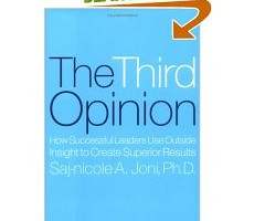 Book Review: The Third Opinion