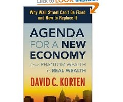 Book Review: Agenda for a New Economy by David C. Korten