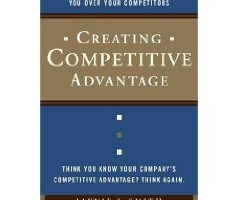 Book Review: Creating Competitive Advantage By Jaynie L. Smith