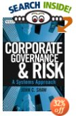 Book Review: Corporate Governance & Risk by John Shaw