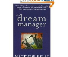 Book Review: The Dream Manager by Matthew Kelly