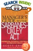 Book Review: The Manager's Guide to the Sarbanes-Oxley Act by Scott Green