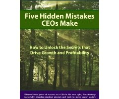 Book Review: Five Hidden Mistakes CEOs Make by Tom Northup