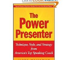 Book Review: The Power Presenter by Jerry Weissman