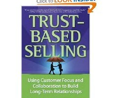 Book Review: Trust Based Selling by Charles Green
