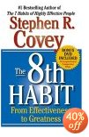 Book Review: The 8th Habit by Stephen R. Covey
