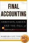 Book Review: Final Accounting by Barbara Ley Toffler