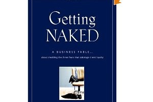 Book Review: Getting Naked by Patrick Lencioni