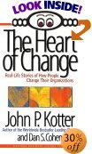 Book Review: The Heart of Change by John P. Kotter