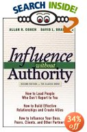 Book Review: Influence Without Authority by Allan R. Cohen and David L. Bradford