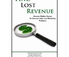 Book Review: Find Lost Revenue by Mark Friedman, Patrick McClure, et al.