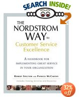 Book Review: The Nordstrom Way by Robert Spector and Patrick McCarthy