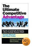 Book Review: The Ultimate Competitive Advantage by Donald Mitchell and Carol Coles