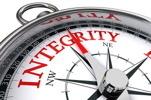 Leadership: Integrity