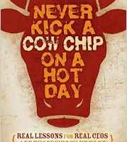 Book Review: Never Kick a Cow Chip on a Hot Day