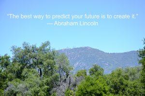 Create the future.