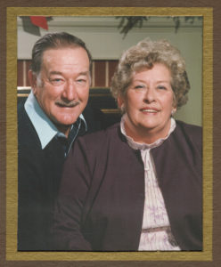 Charles and Sally Kinnear