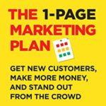 Book Review: 1-Page Marketing Plan by Allan Dib
