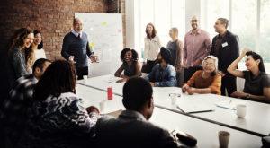 Group diversity greatly enhances creativity.