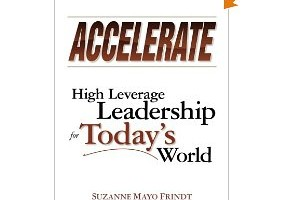 Book Review: Accelerate by Dwight and Suzanne Frindt