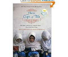 Book Review: Three Cups of Tea by Greg Mortenson and David Relin