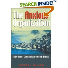 The Anxious Organization