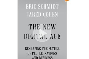 Book Review: The New Digital Age by Eric Schmidt and Jared Cohen