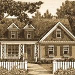 A Cape Code Home