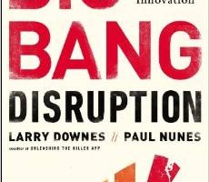 Book Review: Big Bang Disruption by Larry Downes and Paul Nunes