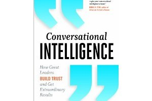 Book Review: Conversational Intelligence by Judith Glaser