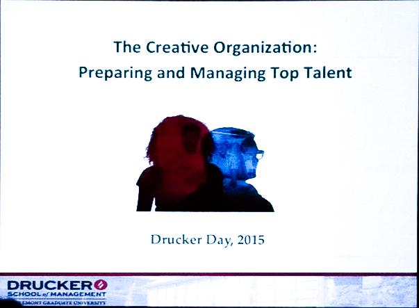 Drucker Day 2015