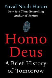 Homo Deus by Yuval Noah Harari