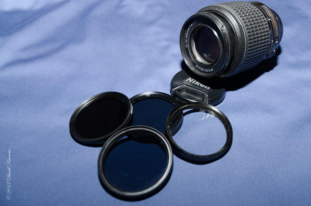 Optical Filters and Lens