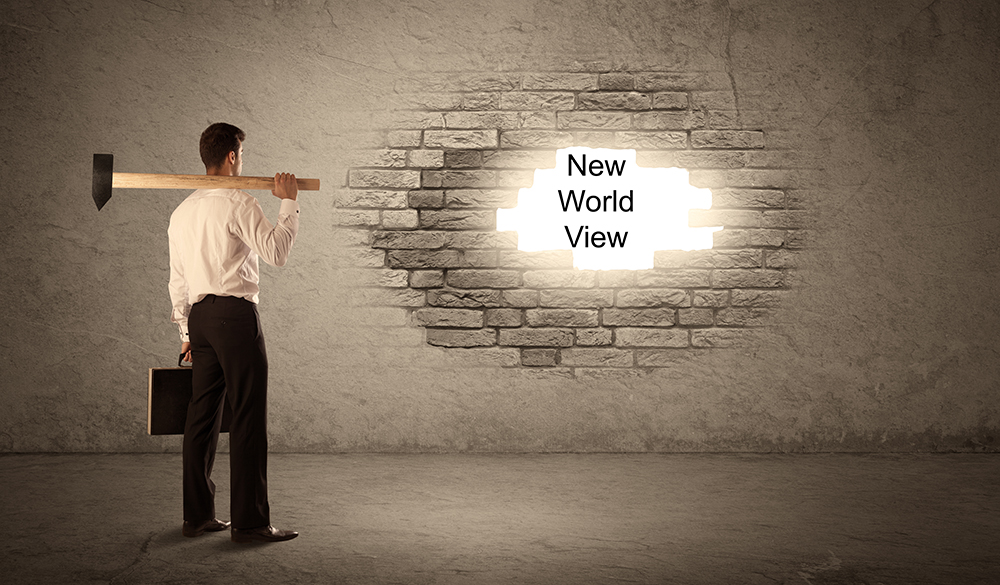 Leaders give us a new view.
